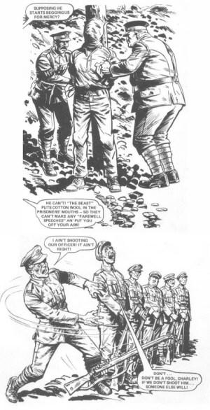 Charley's War: Firing Squad