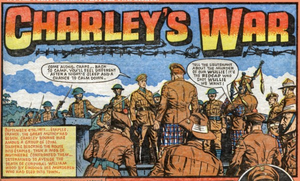 Chareley's War: Mutiny at Etaples