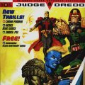 2000AD Prog 980 - David's first issue as editor