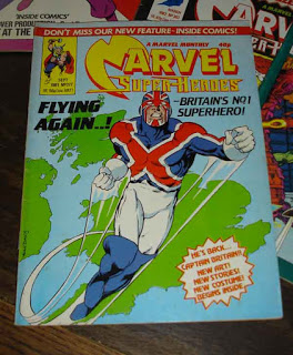 Marvel Superheroes Issue 377 - Marvel UK