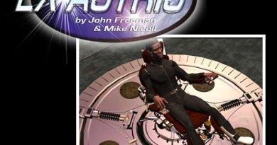 Ex Astris Episode 7 - ROK Episode 7 Panel 1