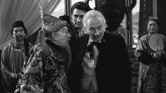 A promotional image for Marco Polo, an early Doctor Who story starring William Hartnell missing from the BBC Archives. Image: BBC