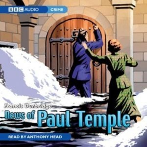 News of Paul Temple CD