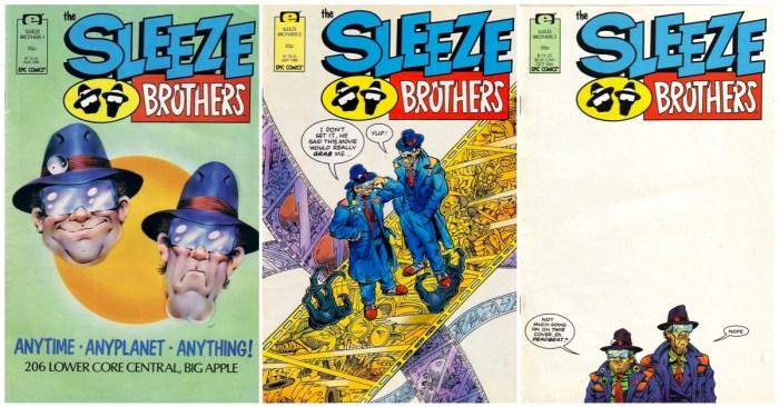 Sleeze Brothers Montage