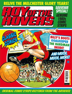 Roy of the Rovers Classic Collection - 2009