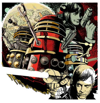 The Daleks by Brian Williamson