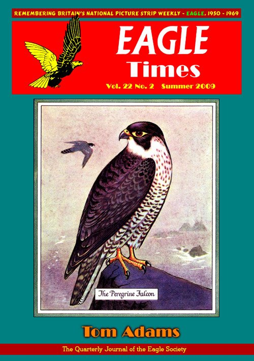 Eagle Times Volume 22 Number 2 - Cover