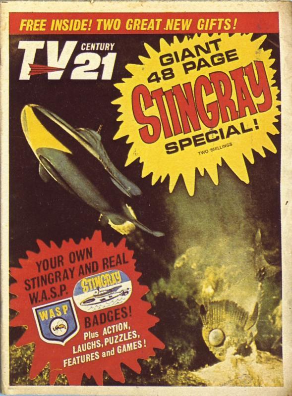 TV21 Stingray Special