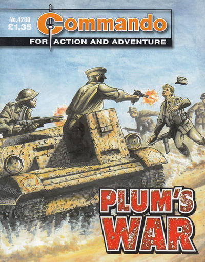 Commando 4280: Plum's War