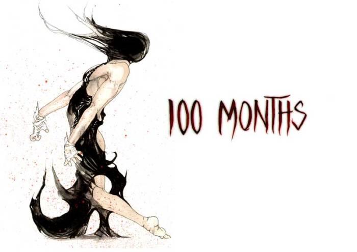 100 Months by John Hicklenton