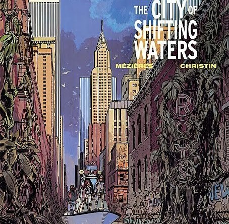 Valerian Volume 1: City of Shifting Waters