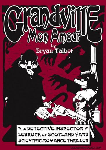 Grandville Mon Amour UK