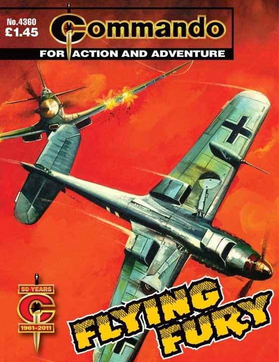 Commando 4360 Flying Fury