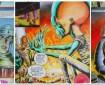 Dan Dare Art by David Pugh