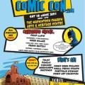 Glasgow Comic Con 2011 - Leaflet - Small