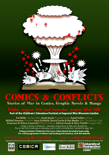 Conference Poster designed by Pete Stanbury