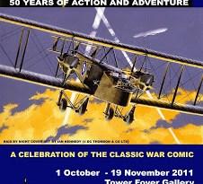 Commando Battlelines Exhibition 2011 - Poster