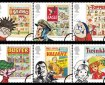 Royal Mail Comic Collection 2012 - All