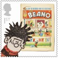 Royal Mail Comic Collection 2012 - Beano