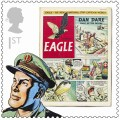 Royal Mail Comic Collection 2012 - Eagle
