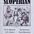 The Sloperian Number One - Summer 2012