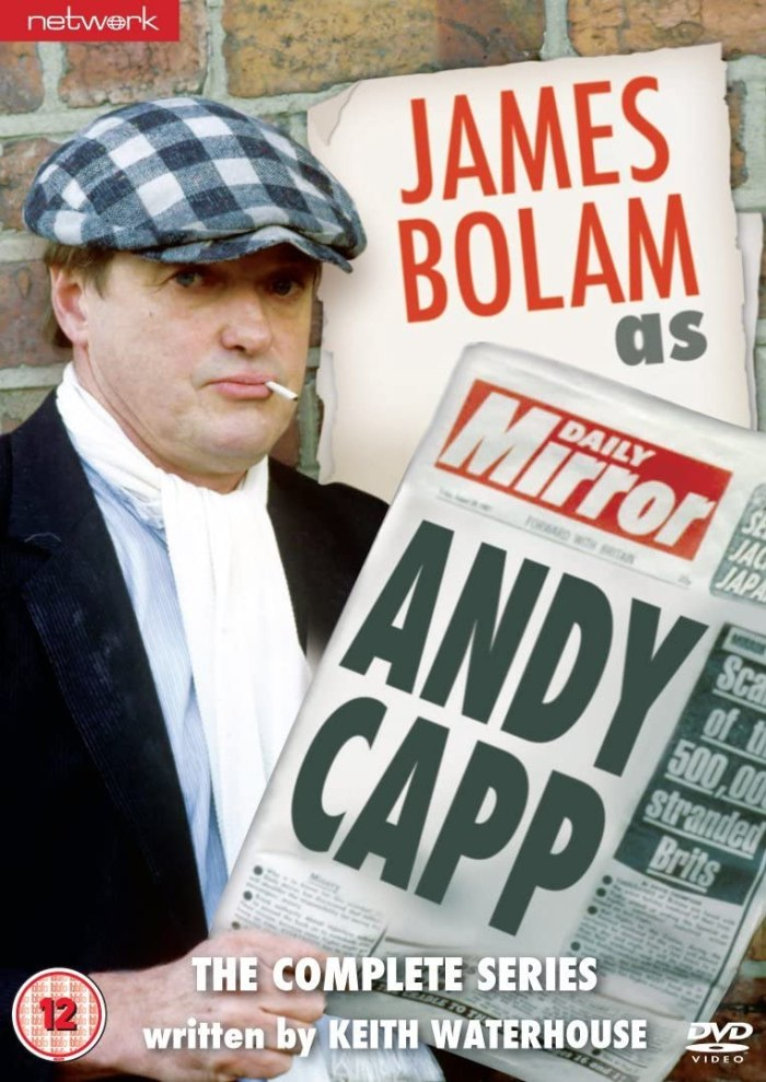 Andy Capp starring James Bolam