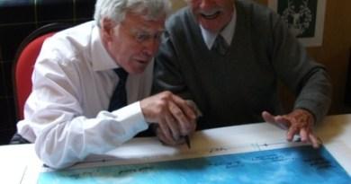 Steadfast! Commando At The Gordon Highlanders Museum 2012 - Ian Kennedy and Gordon Livingstone