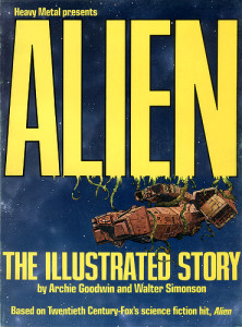 Alien: The Illustrated Story original edition