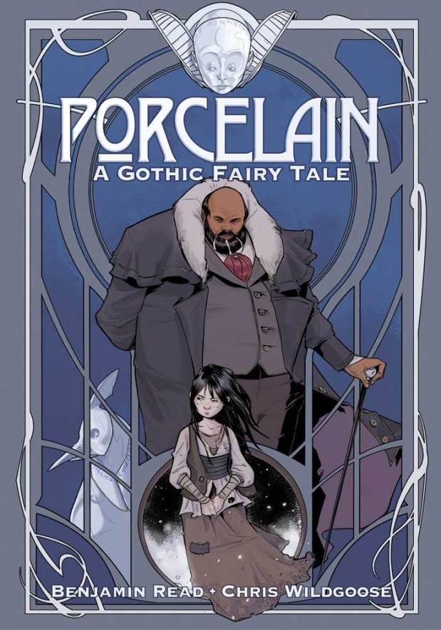 Porcelain, published by Improper Books
