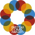 British Comic Awards Logo