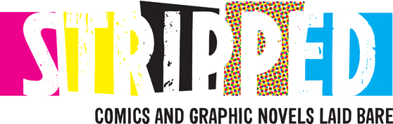 Stripped Logo