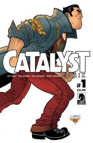 Catalyst Comics #1