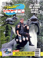 Doctor Who Magazine Issue 162
