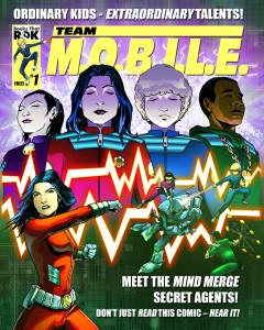 Team MOBILE #1 Cover