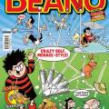 The Beano, on sale 3rd July 2013