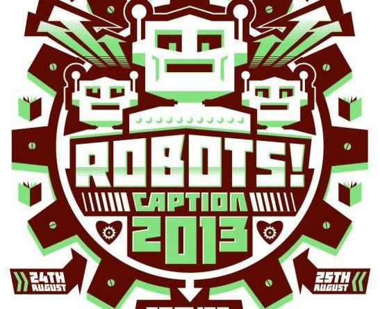 Caption 2013 logo by Rian Hughes