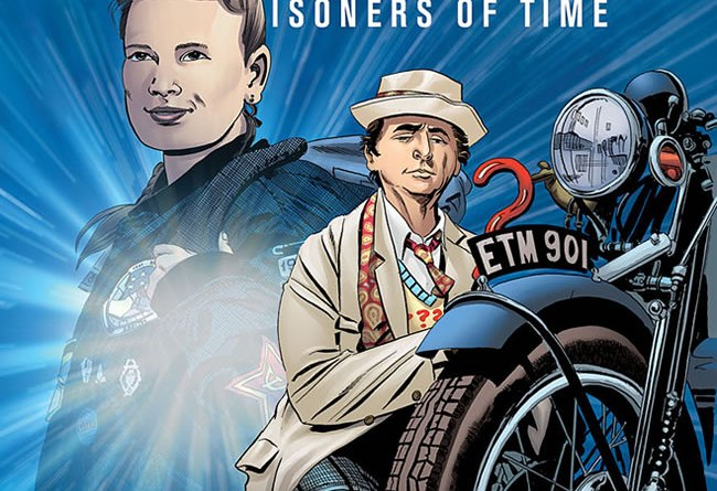 Dave Sim's cover to Prisoners of Time #7