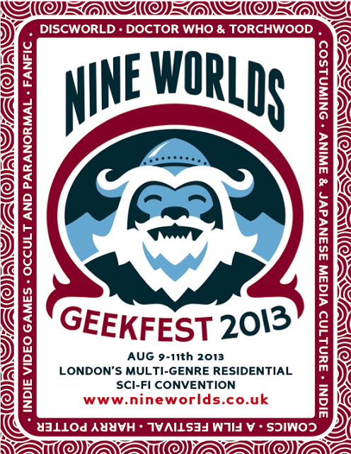 """New London convention """"Nine Worlds"""" debuts in August"""