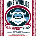 Nine Worlds 2013 Poster