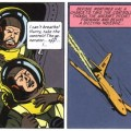 Art from Blake & Mortimer: The Secret of the Swordfish