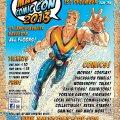 Malta Comic Con poster 2013