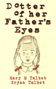 Dotter of her Father's Eyes - Cover