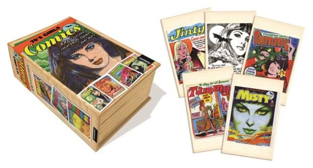 Egmont's Girls Comic Postcard Collection