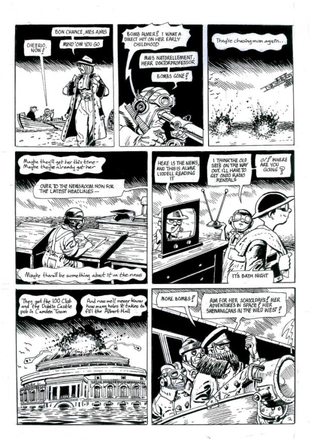 Squadron of the Screaming Damned Page 2