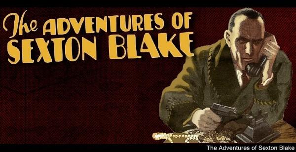 Sexton Blake from Obverse Books