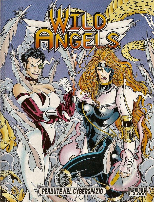Wild Angels: Perdute nel Cybersazio