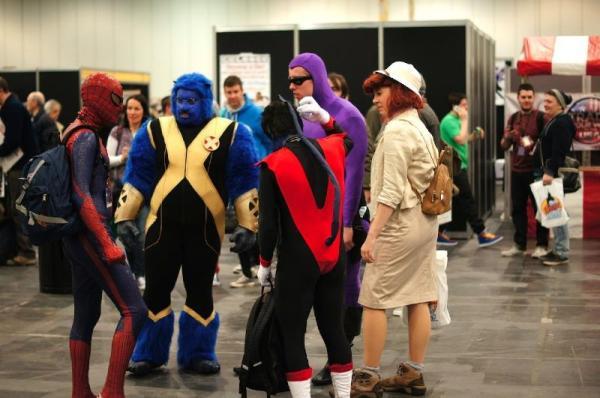 Photo courtesy: London Super Comic Con
