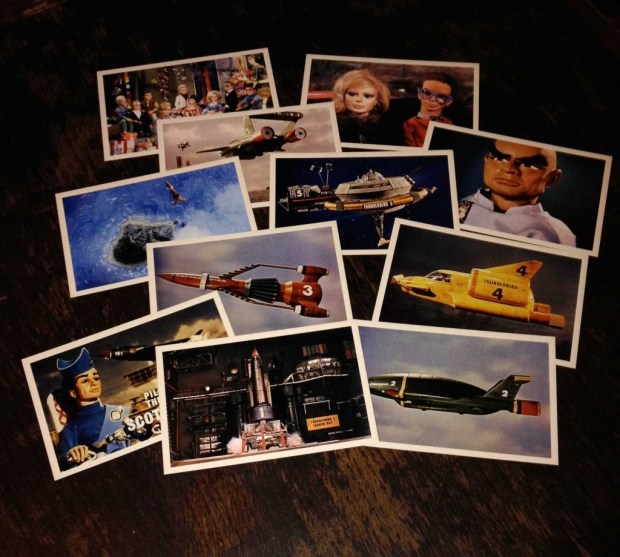 Thunderbirds Postcard