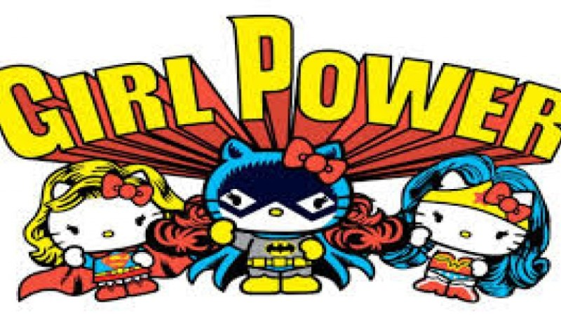 """""""Hello Kitty"""" goes super-powered…"""