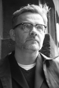 Ian Edginton. Photo: Joel Meadows